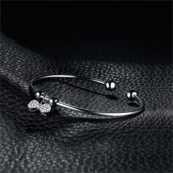 Bow Dangle Bangle