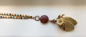 Indian Summer Pendant Necklace