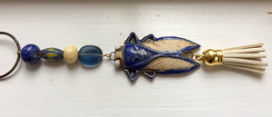 Cicada Pendant Necklace