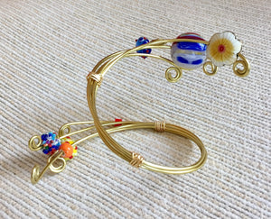 Summer Bouquet Bracelet