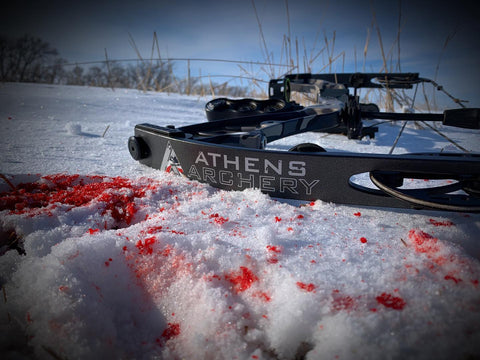 Bone Cold TV Athens Archery GAS Bowstrings