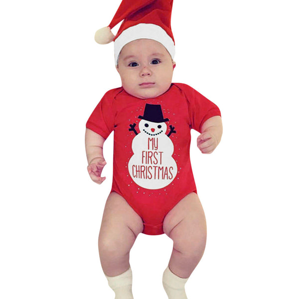 2PCS Christmas Toddler Baby Cartoon - allyourkidneed