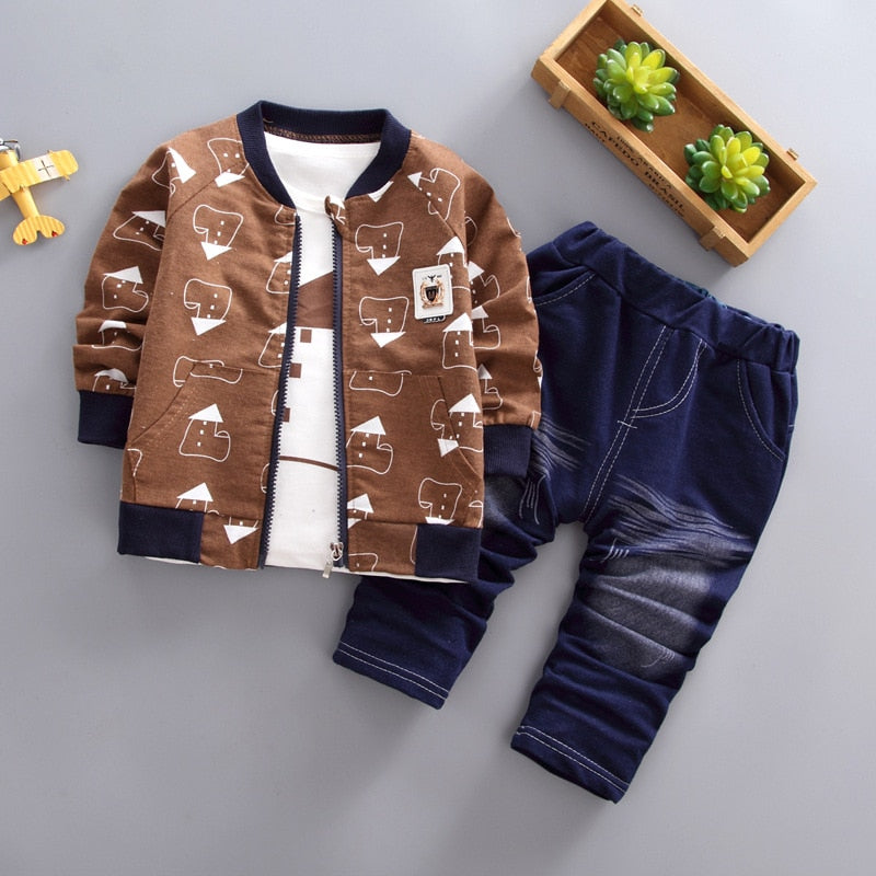 Boys clothing sets - allyourkidneed