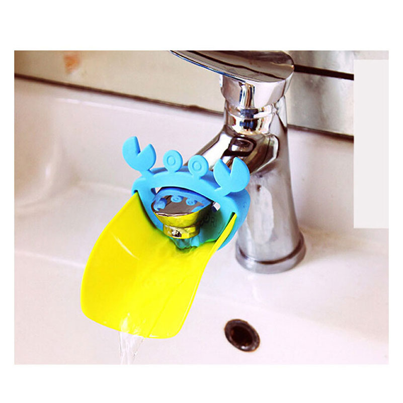 Children Cute Cartoon Faucet Extender Tap Water - allyourkidneed