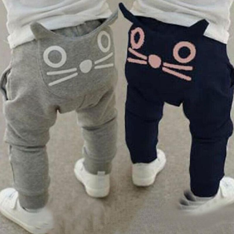 Cute Cat Baby Kids Boys 3-24M - allyourkidneed