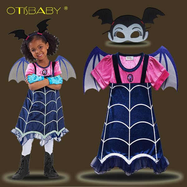 Girls Vampirina Cosplay Costumes - allyourkidneed