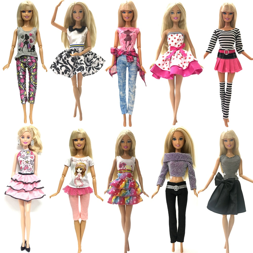 dress For Barbie - allyourkidneed