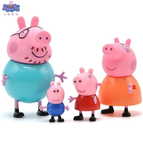 Peppa pig  Family Pack - allyourkidneed