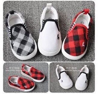 Fashion plaid canvas - allyourkidneed