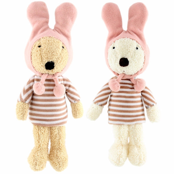 Dressed Stuffed Animals Easter Bunny Soft - allyourkidneed
