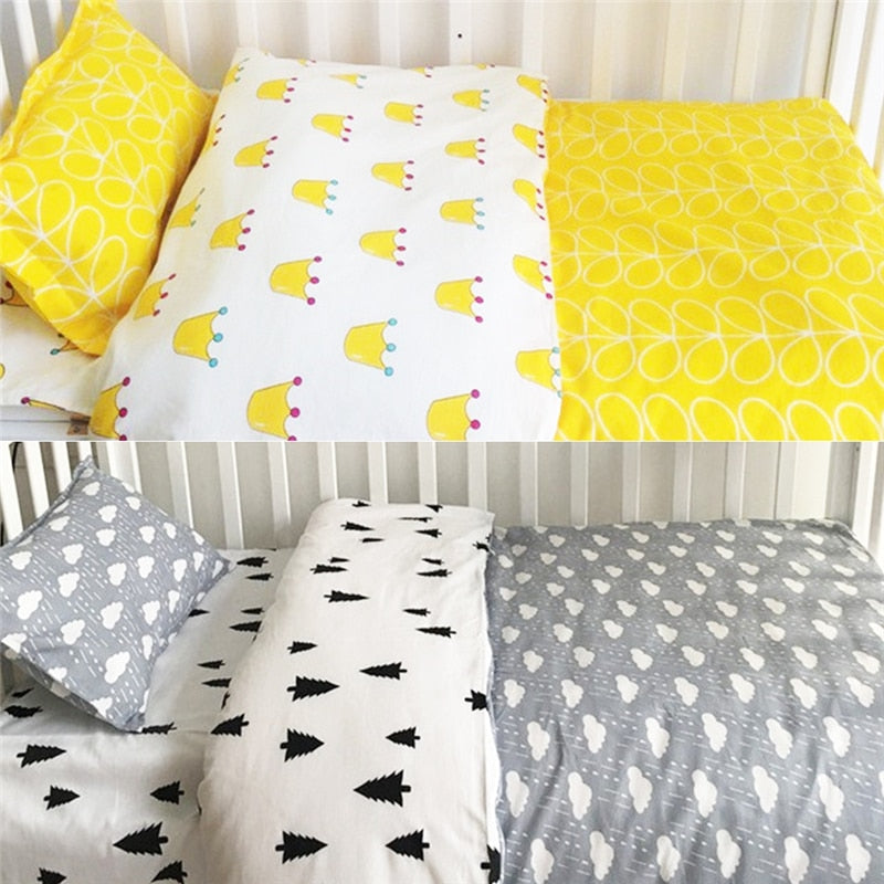 Baby Bedding Set Pure Cotton - allyourkidneed