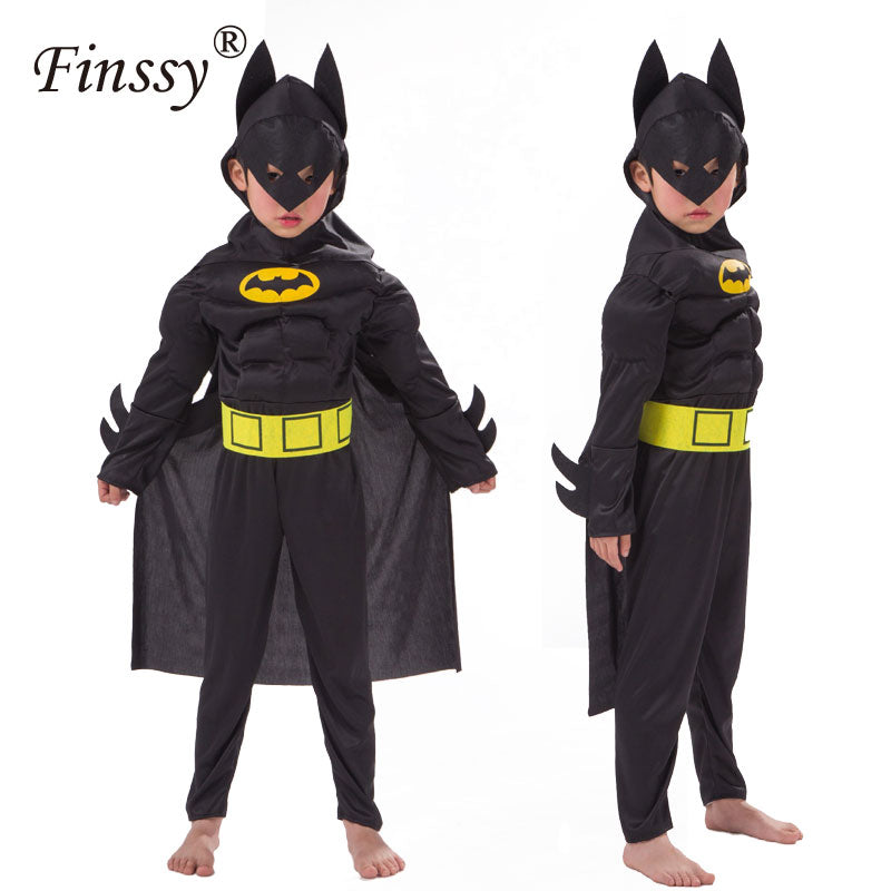 Dark Knight Batman Child Costume - allyourkidneed