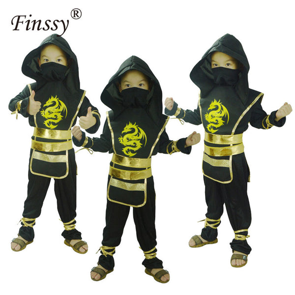 Kids Ninja dress - allyourkidneed