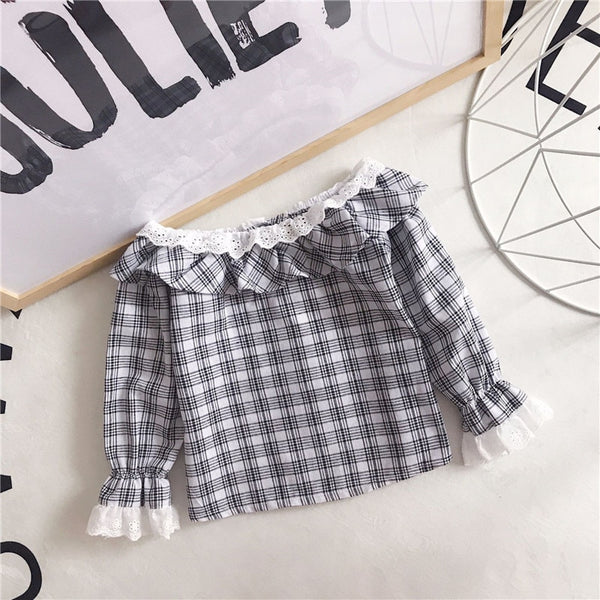 Casual blouses lace - allyourkidneed