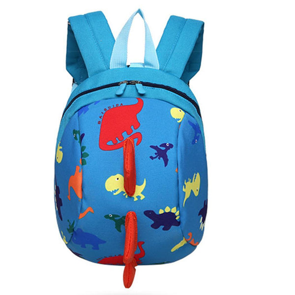 Cartoon Children Unisex School Bag - allyourkidneed
