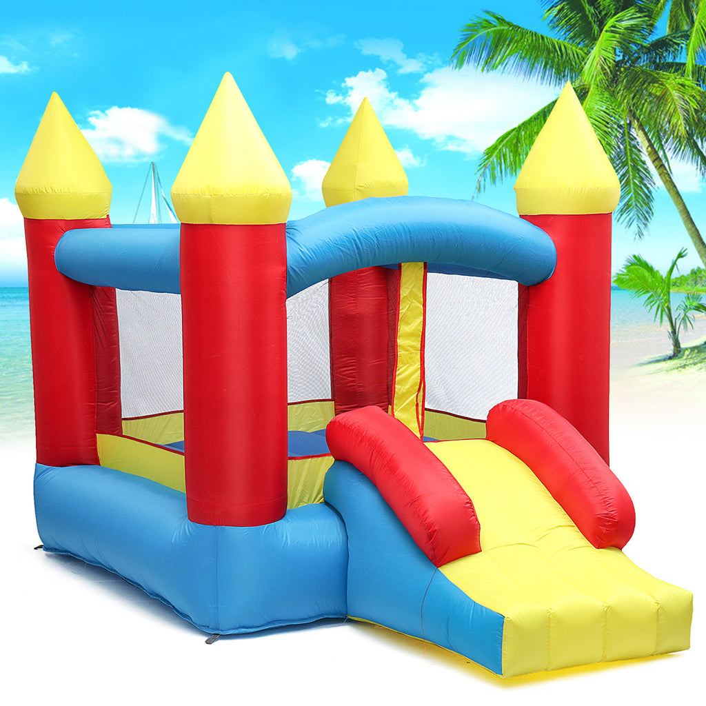 Children Inflatable Bounce House Castle - allyourkidneed