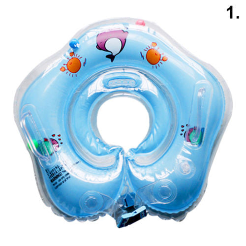 Cute Baby Neck Swim Ring - allyourkidneed
