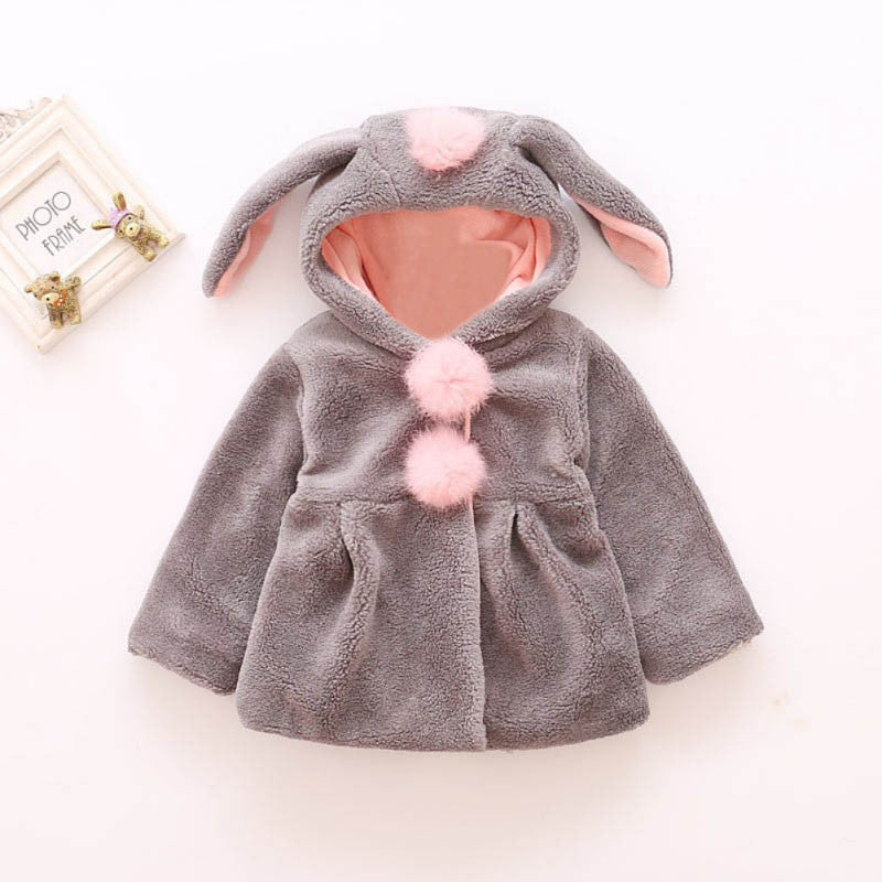 Baby Girl Clothes Long Ears - allyourkidneed
