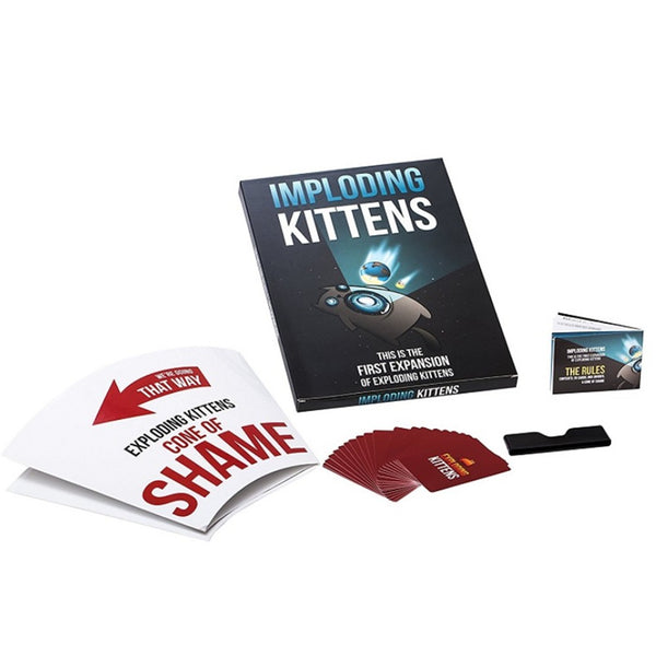 Board Game Card Exploding Kitten Card - allyourkidneed