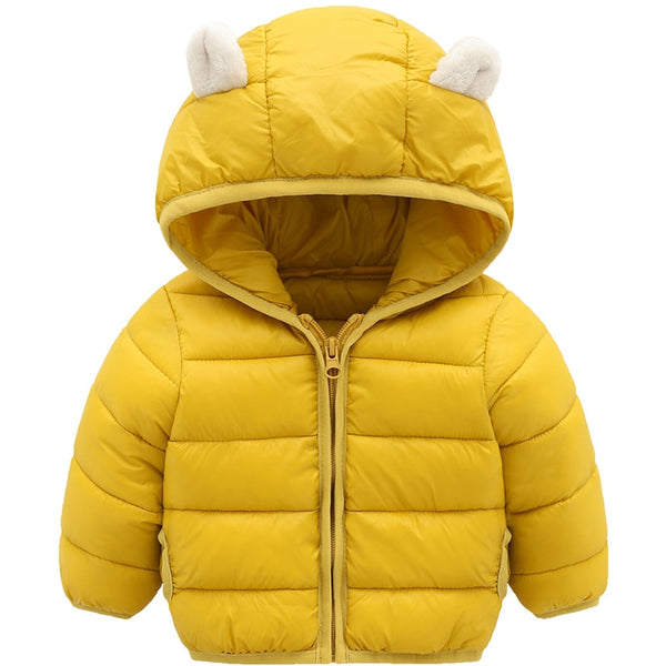Cotton Parkas Unisex - allyourkidneed