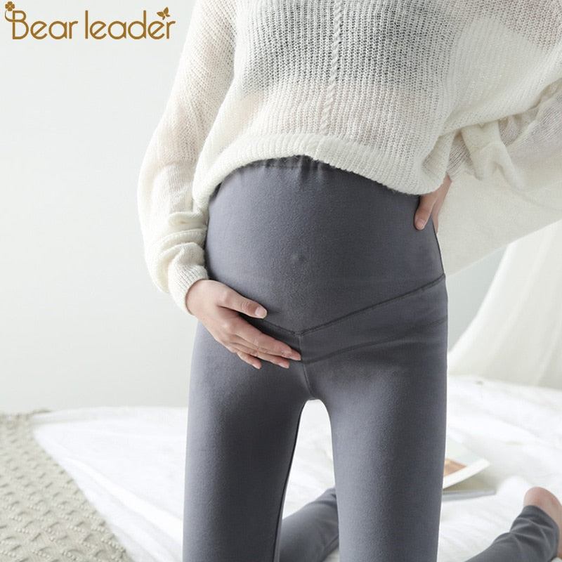 Bear Leader Maternity Leggings Belly Long Pants - allyourkidneed