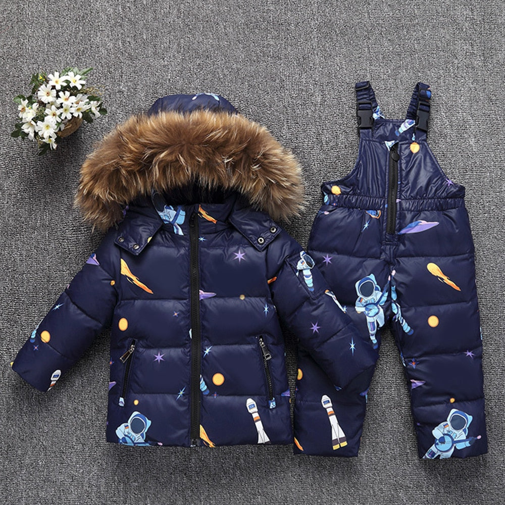 New Winter Warm Jacket - allyourkidneed