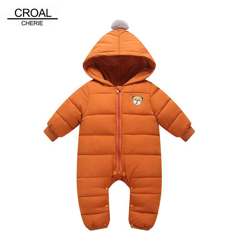 Winter Jumpsuit Baby Newborn - allyourkidneed