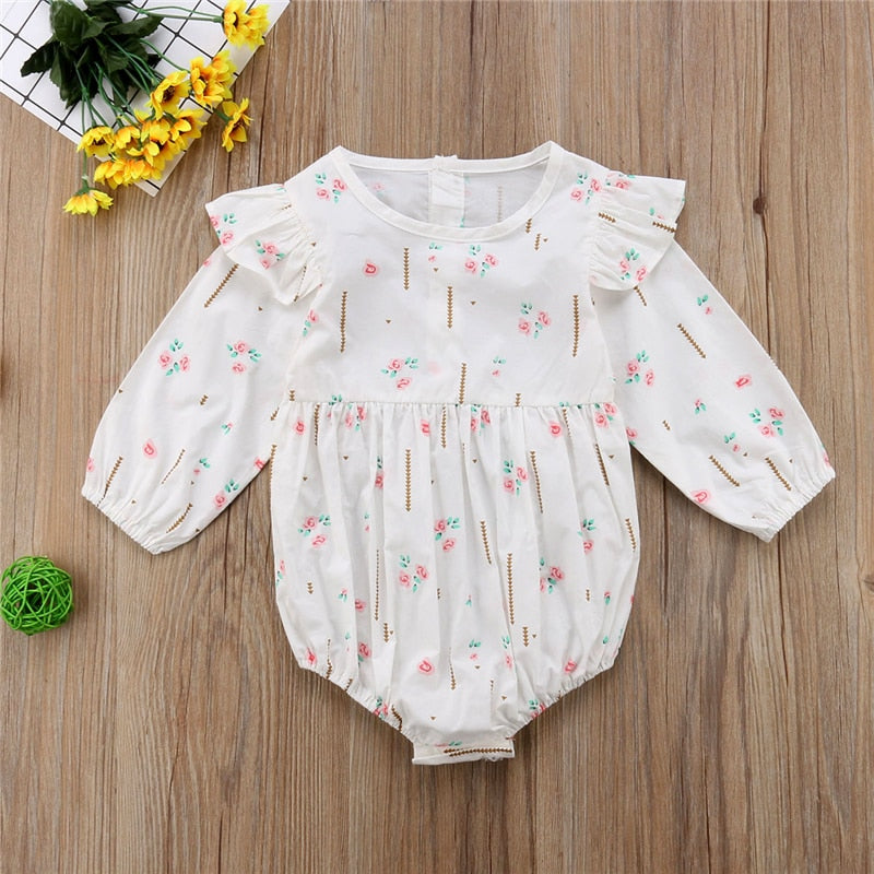 Bodysuit Floral Clothes - allyourkidneed