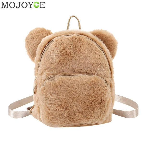 Cute Bear Ears Mini  Backpack - allyourkidneed