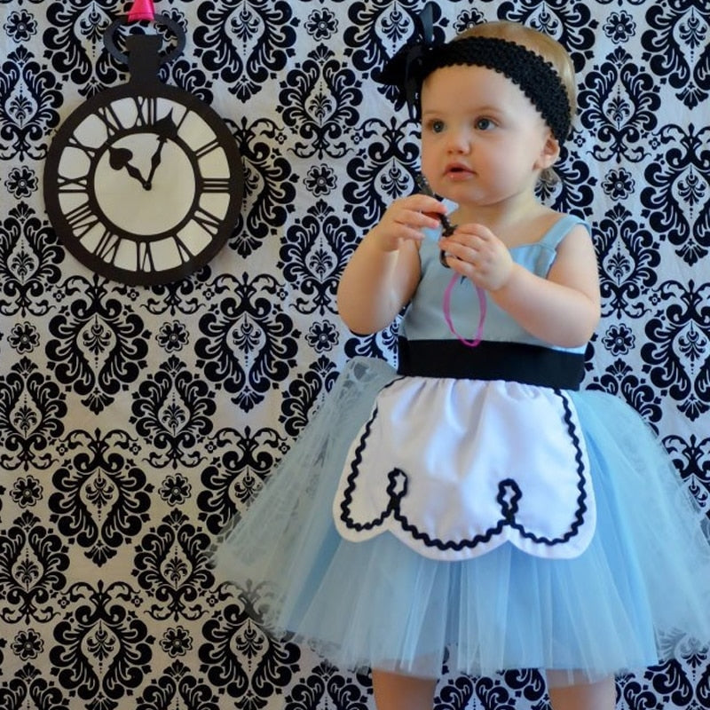 Cute Baby Dress for Little Girl - allyourkidneed