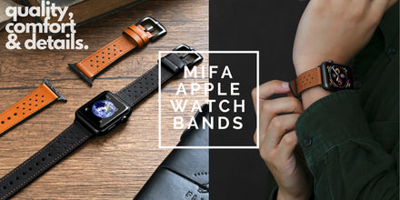 Mifa Apple Watch Leather band