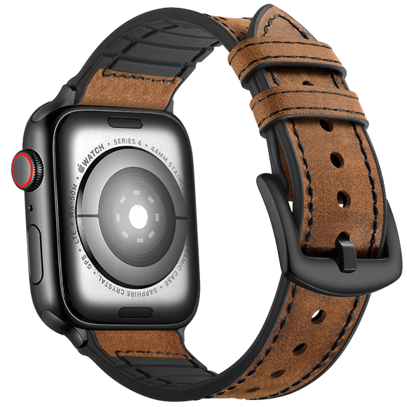 Mifa Apple Watch Hybrid Sports Leather Band