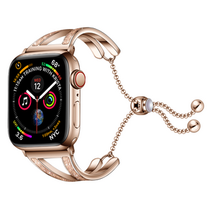 Mifa Apple Watch Bracelet Rose Gold
