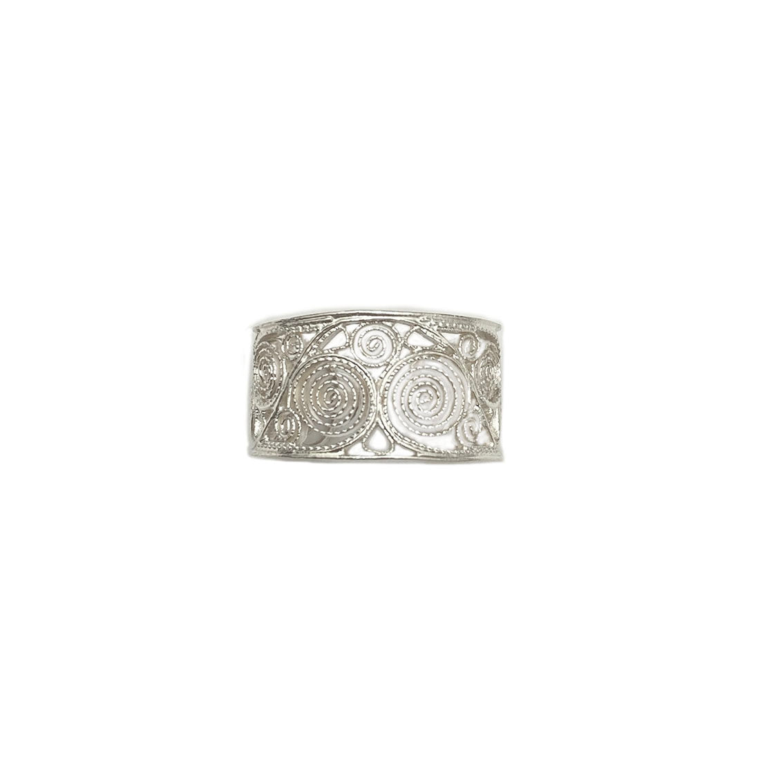 Anillo Filigrana Ajustable