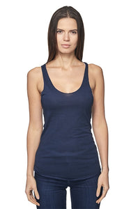 Women's Viscose Bamboo Organic Raw Edge Tank Top