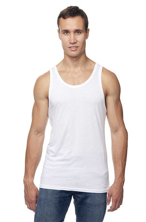 Unisex Viscose Bamboo & Organic Cotton Tank Top