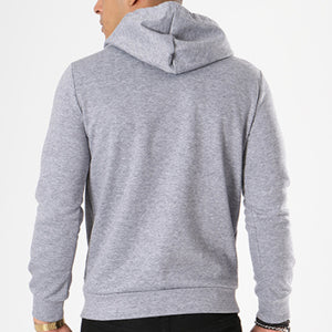 SIXTH JUNE - SWEAT HOOD CADEIA CINZENTA M3364VSW