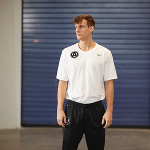 Apollo x Nike dri fit Logo Tee