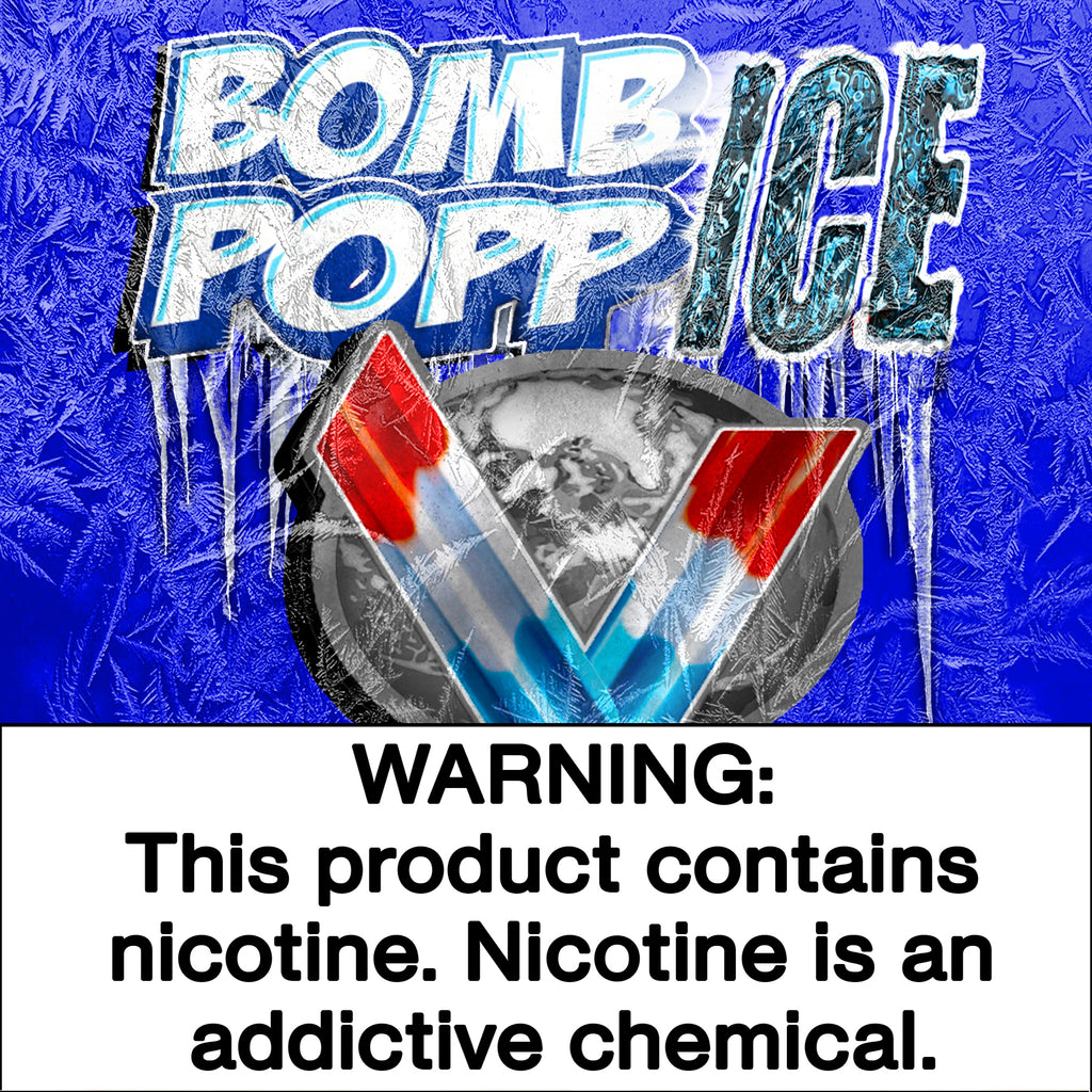 High Octane Bomb Popp Ice