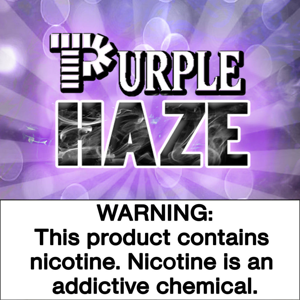 High Octane Purple Haze