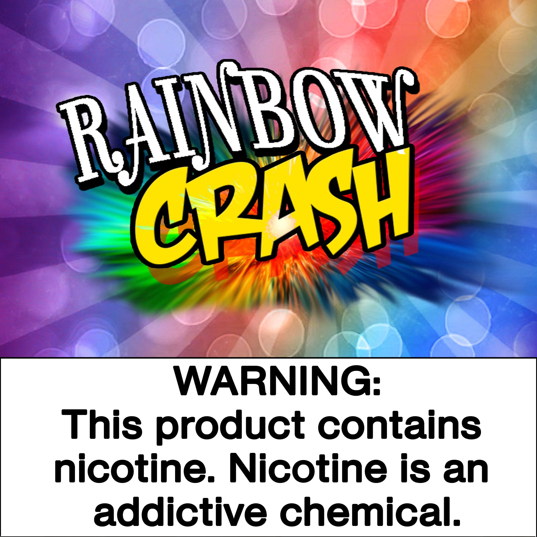High Octane Rainbow Crash