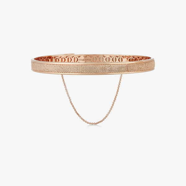 PAVÉ SAFETY CHAIN CHOKER