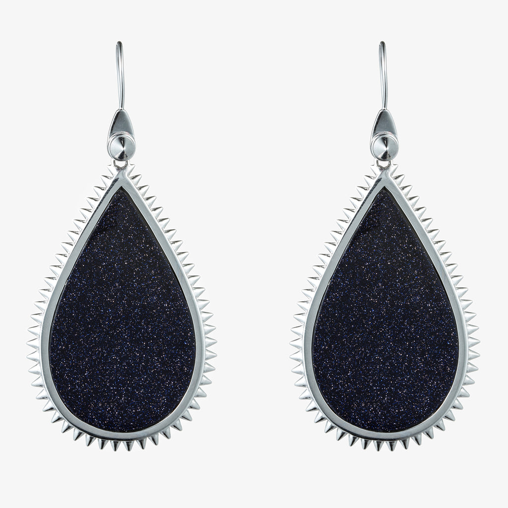 TEARDROP EARRINGS | SANDSTONE