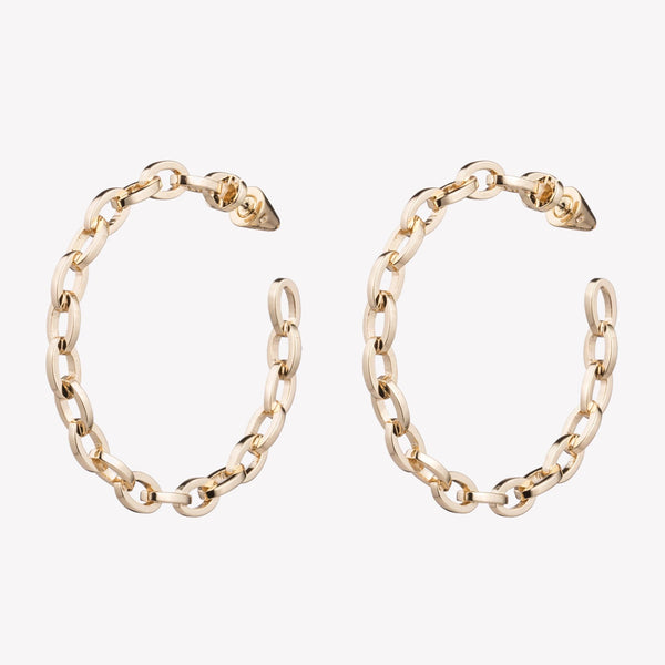 ELLIPSE LINK HOOPS