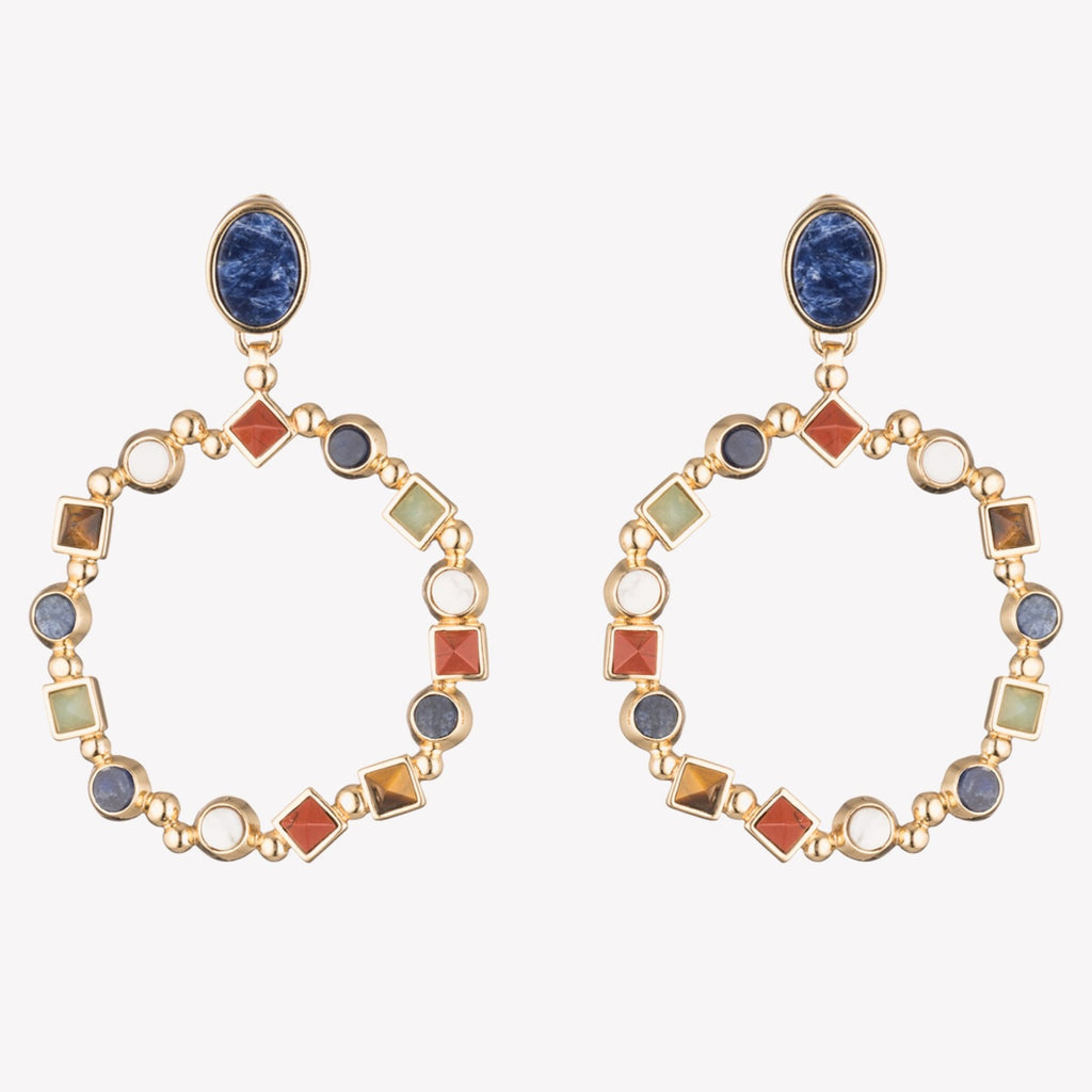 GEMSTONE HOOPS - PRISM