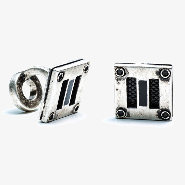 MENS AMP CUFFLINKS