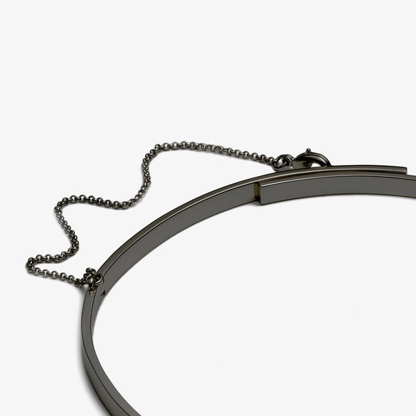 THIN SAFETY CHAIN CHOKER