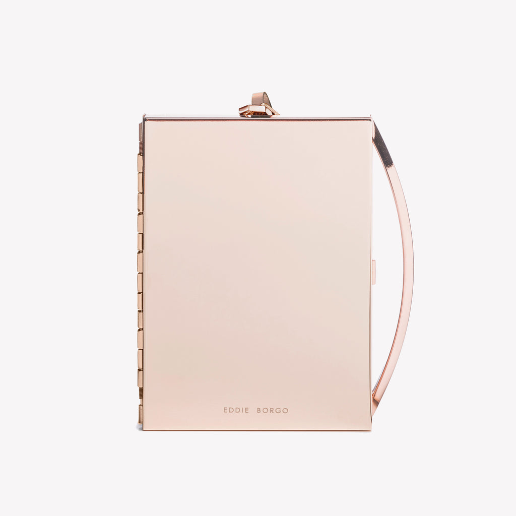 LOU WRISTLET | BLUSH JEWELED STRAP