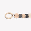 PINNED PAILLETTE TOGGLE BRACELET