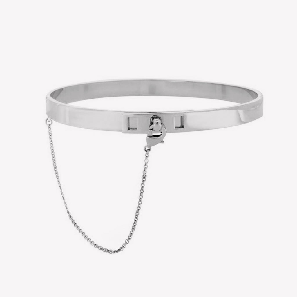 SMALL SAFETY CHAIN CHOKER